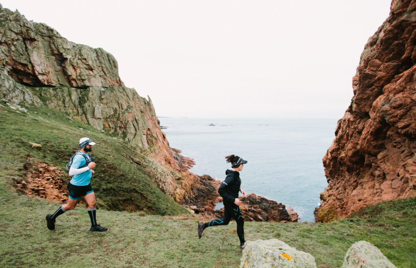 Jersey welcomes Rat Race to the island